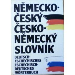 Čech Miloslav - Německo-český, Česko-německý slovník