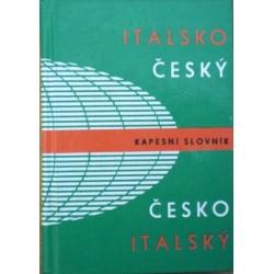 Hodr Václav - Italsko-český a česko-italský kapesní slovník
