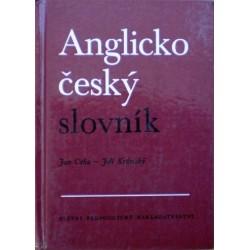 Caha Jan, Krámský Jiří - Anglicko - český slovník
