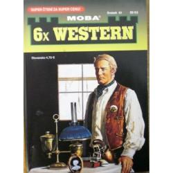 - 6x Western, svazek 43