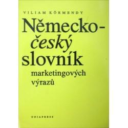 Kömendy Viliam - Německo-český slovník marketingových výrazů