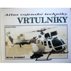 Zdobinský Michal - Atlas vojenské techniky - Vrtulníky
