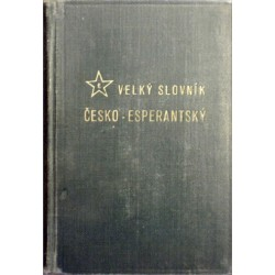 Filip Jan, Filip Karel - Velký slovník česko-esperantský