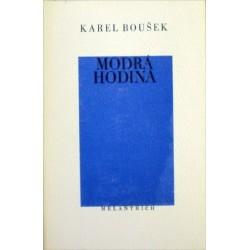 Boušek Karel - Modrá hodina