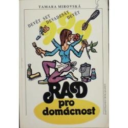 Mirovská Tamara - 999 rad pro domácnost