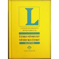 - Česko-německý, německo-český slovník (L)
