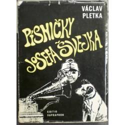 Pletka Václav - Písničky Josefa Švejka