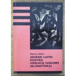 Leblanc Maurice - Arséne Lupin kontra Herlock Sholmes KOD 120
