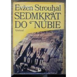 Strouhal Evžen - Sedmkrát do Núbie