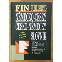 kolektiv autorů - Německo-česky, česko-německý slovník