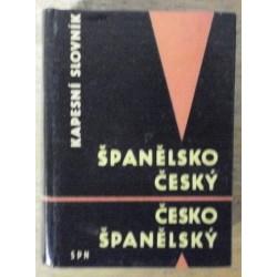 Prokopová Libuše - Španělsko-český a česko-španělský kapesní slovník