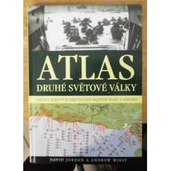Jordan David, Wiest Andrew - Atlas druhé světové války