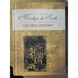 Sade Donatien Alphonse Fracois markýz de - 120 dnů Sodomy