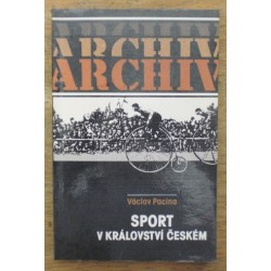 Pacina Václav - Sport v království českém