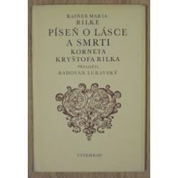 Rilke Rainer Maria - Píseň o lásce a smrti Kornela Kryštofa Rilka