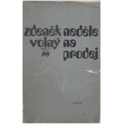 Volný Zdeněk - Neděle na prodej