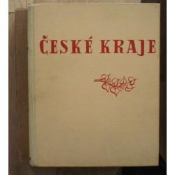 kolektiv autorů - České kraje