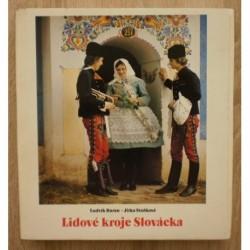 Baran Ludvík, Staňková Jitka - Lidové kroje Slovácka
