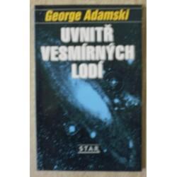 Adamski George - Uvnitř vesmírných lodí