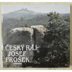 Bílková Eva, Prošek Josef - Český ráj - Josef Prošek