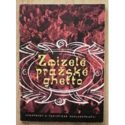 Volavková Hana - Zmizelé pražské gheto