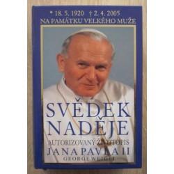 Weigel George - Svědek naděje - Životopis Jana Pavla II