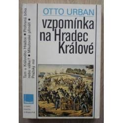 Urban Otto - Vzpomínka na Hradec Králové