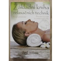 Wilson Paul - Základní kniha relaxačních technik