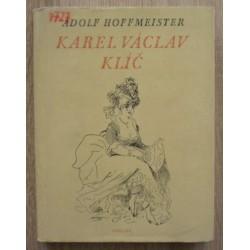 Hoffmeister Adolf - Karel Václav Klíč