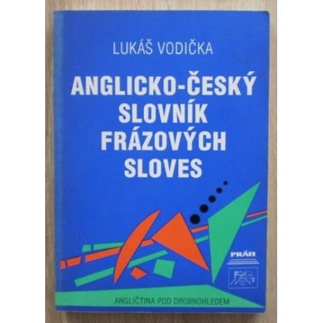 Vodička Lukáš - Anglicko-český slovník frázových sloves
