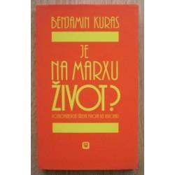 Kuras Benjamin - Je na Marxu život?