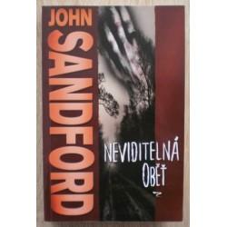Sandford John - Neviditelná oběť