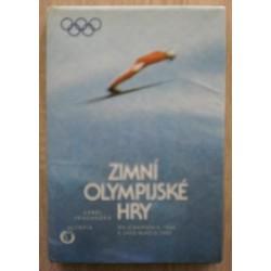 Procházka Karel - Zimní olympijské hry - Od Chamonix 1924 k Lake ...