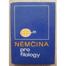 kolektiv autorů - Němčina pro filology