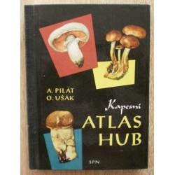 Pilát Albert, Ušák Otto - Kapesní atlas hub