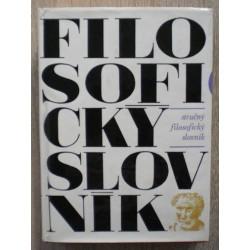 - Stručný filosofický slovník