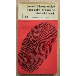 Škvorecký Josef - Nápady čtenáře detektivek