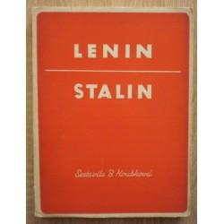 Koubková Božena - Lenin - Stalin