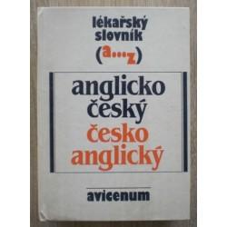 kolektiv autorů - Lékařský slovník anglicko-český, česko-anglický