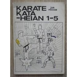Pechan Jan - Karate Kata - Heian 1-5