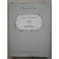 Mácha Karel Hynek - Máj, Márinka