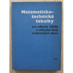 kolektiv autorů - Matematicko-technické tabulky