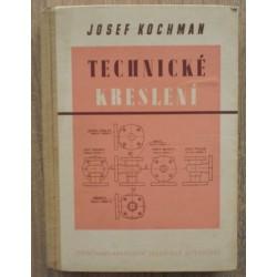 Kochman Josef - Technické kreslení