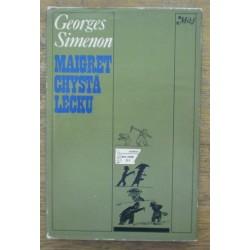 Simenon Georges - Maigret chystá léčku