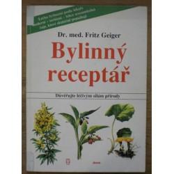 Geiger Fritz - Bylinný receptář