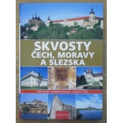 David Petr, Soukup Vladimír, Čech Lubomír - Skvosty Čech, Moravy a Slezska