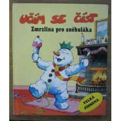- Zmrzlina pro sněhuláka (Učím se číst)