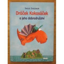 Siegner Ingo - Dráček Kokosáček a jeho dobrodružství