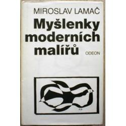 Lamač Miroslav - Myšlenky moderních malířů