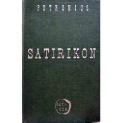 Petronius - Satirikon (Román z doby Neronovy)